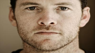 Sam Worthington Face Wallpaper 58233