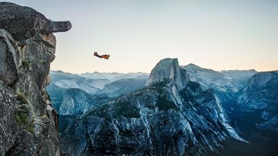 Skydiving Wide HD Wallpaper 53412