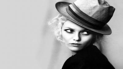 Vanessa Paradis Hat Wallpaper 58154