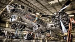Vintage Plane Propeller Wallpaper 51462