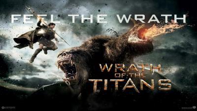 Wrath of The Titans Movie Desktop Wallpaper 58201