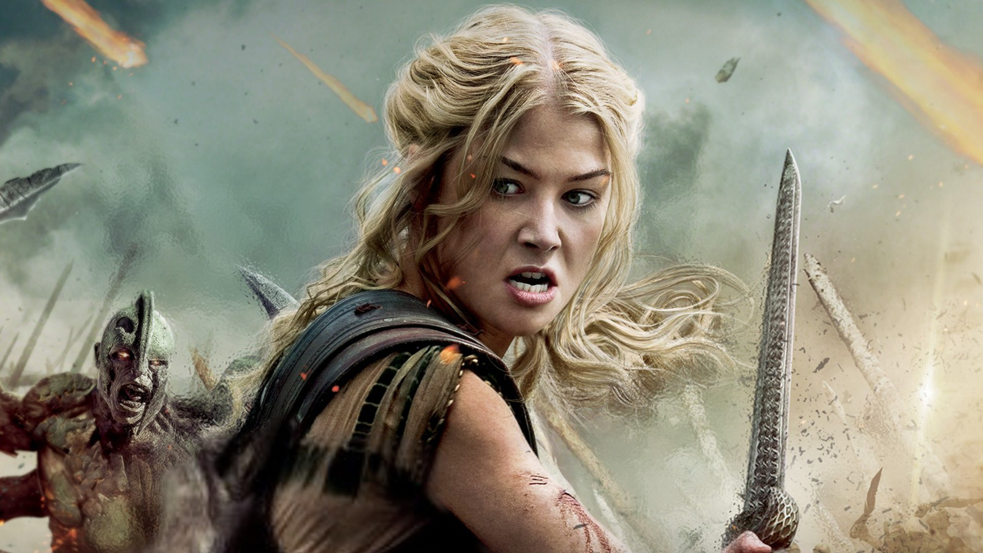 wrath of the titans andromeda wallpaper 58199