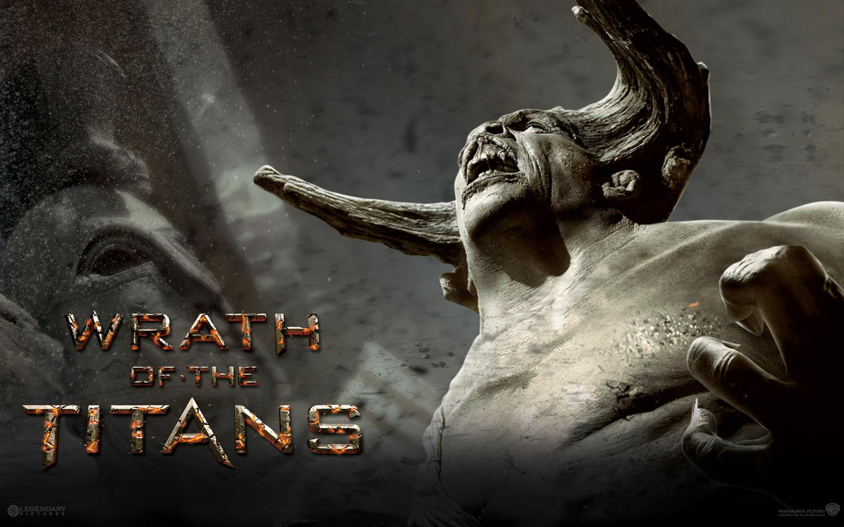 wrath of the titans computer wallpaper 58197