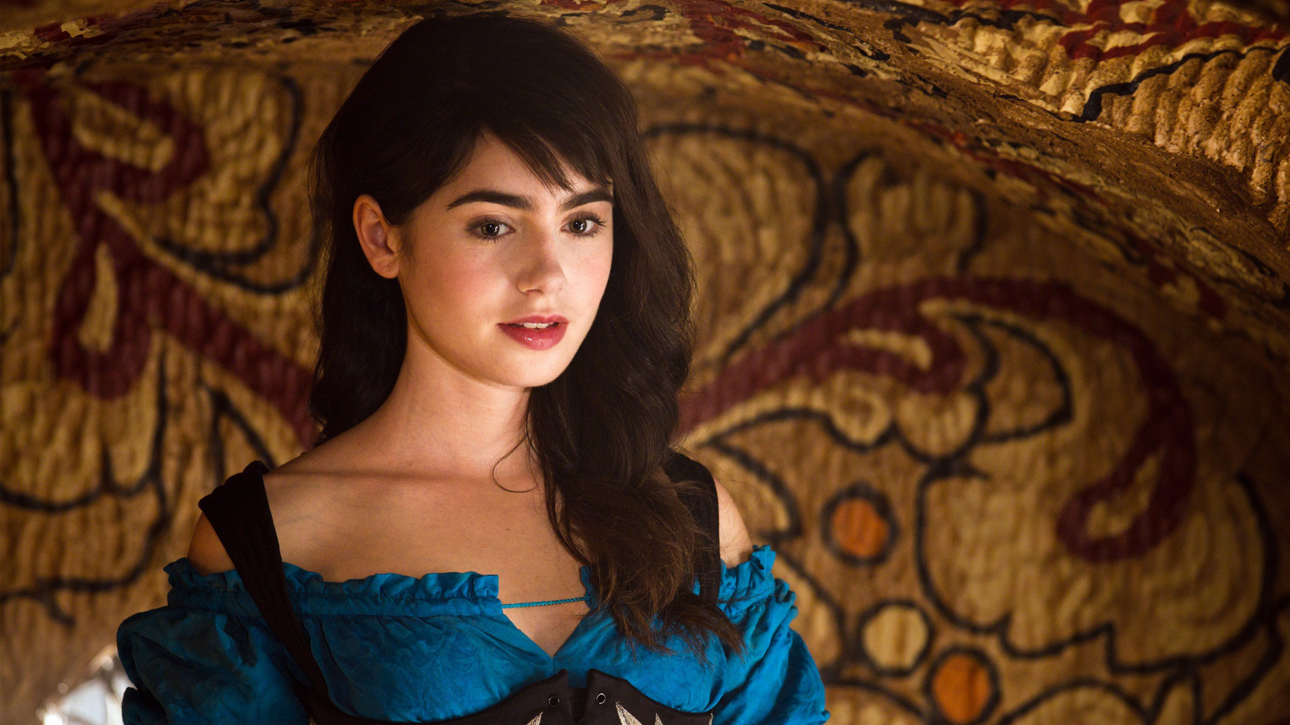 lily collins actress wallpaper 50818