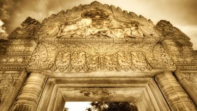 Ancient Wide Wallpaper 51993