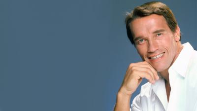 Arnold Schwarzenegger Smile Wallpaper 54962