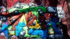Graffiti Widescreen Wallpaper 50832