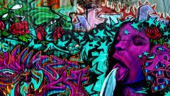 Graffiti Widescreen Wallpaper Pictures 50833