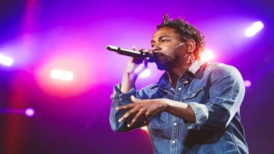 Kendrick Lamar Performing HD Wallpaper 59040