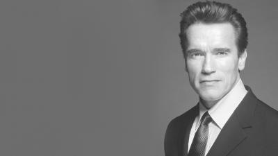 Monochrome Arnold Schwarzenegger Wallpaper 54961