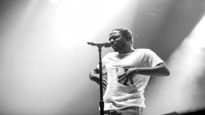 Monochrome Kendrick Lamar Wallpaper 59041