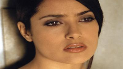 Salma Hayek Face Computer Wallpaper 52007