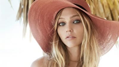 Sasha Pivovarova Hat Wallpaper 58871