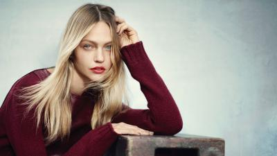 Sasha Pivovarova Makeup Wallpaper 58872