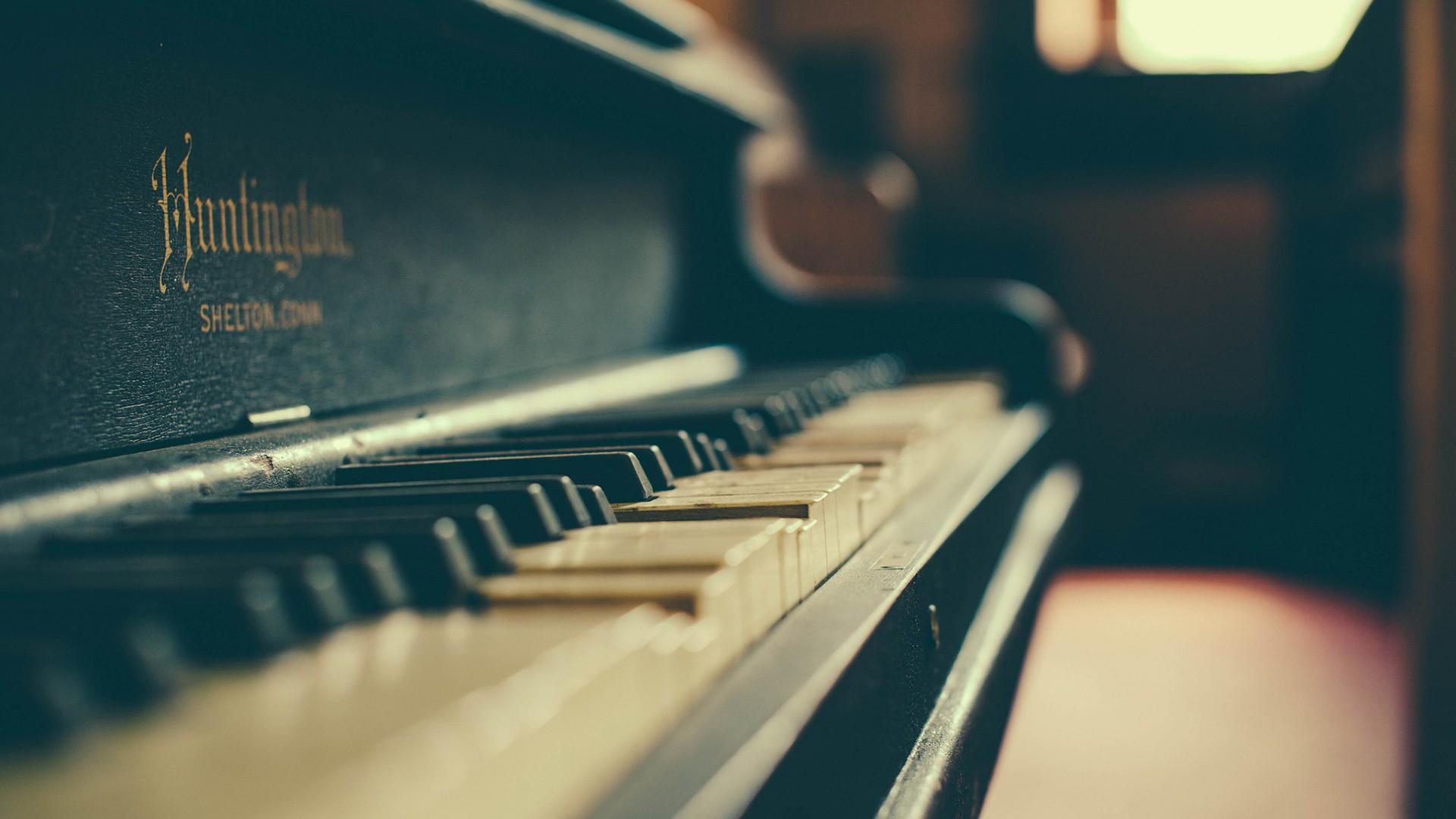 classic piano desktop hd wallpaper 58723