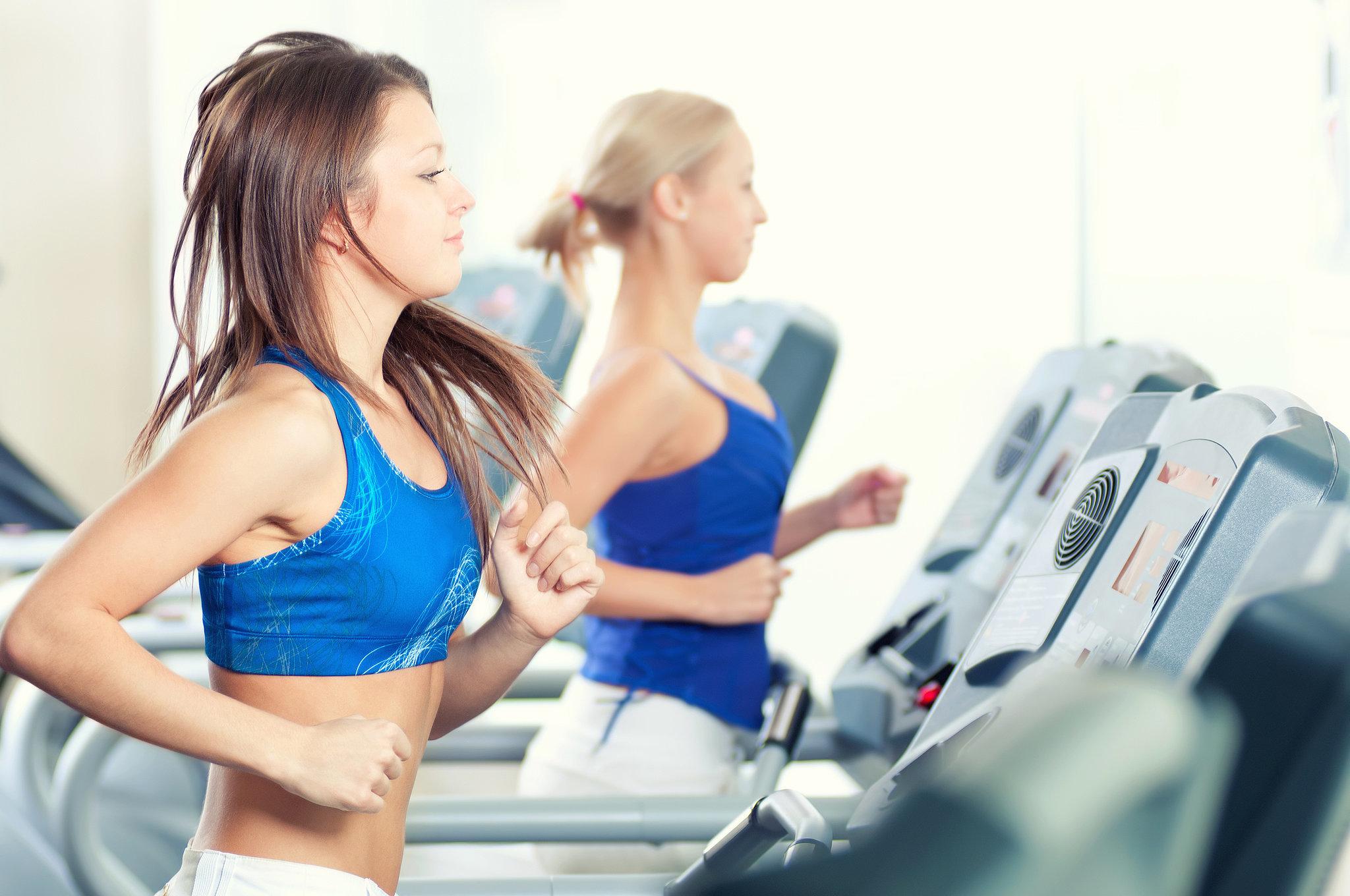 fitness treadmill wallpaper 51323