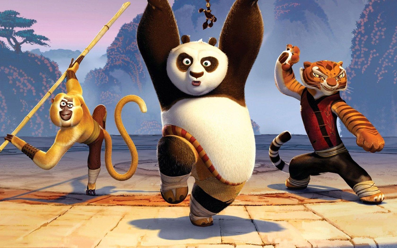 kung fu panda movie computer wallpaper 49415 1680x1050 px