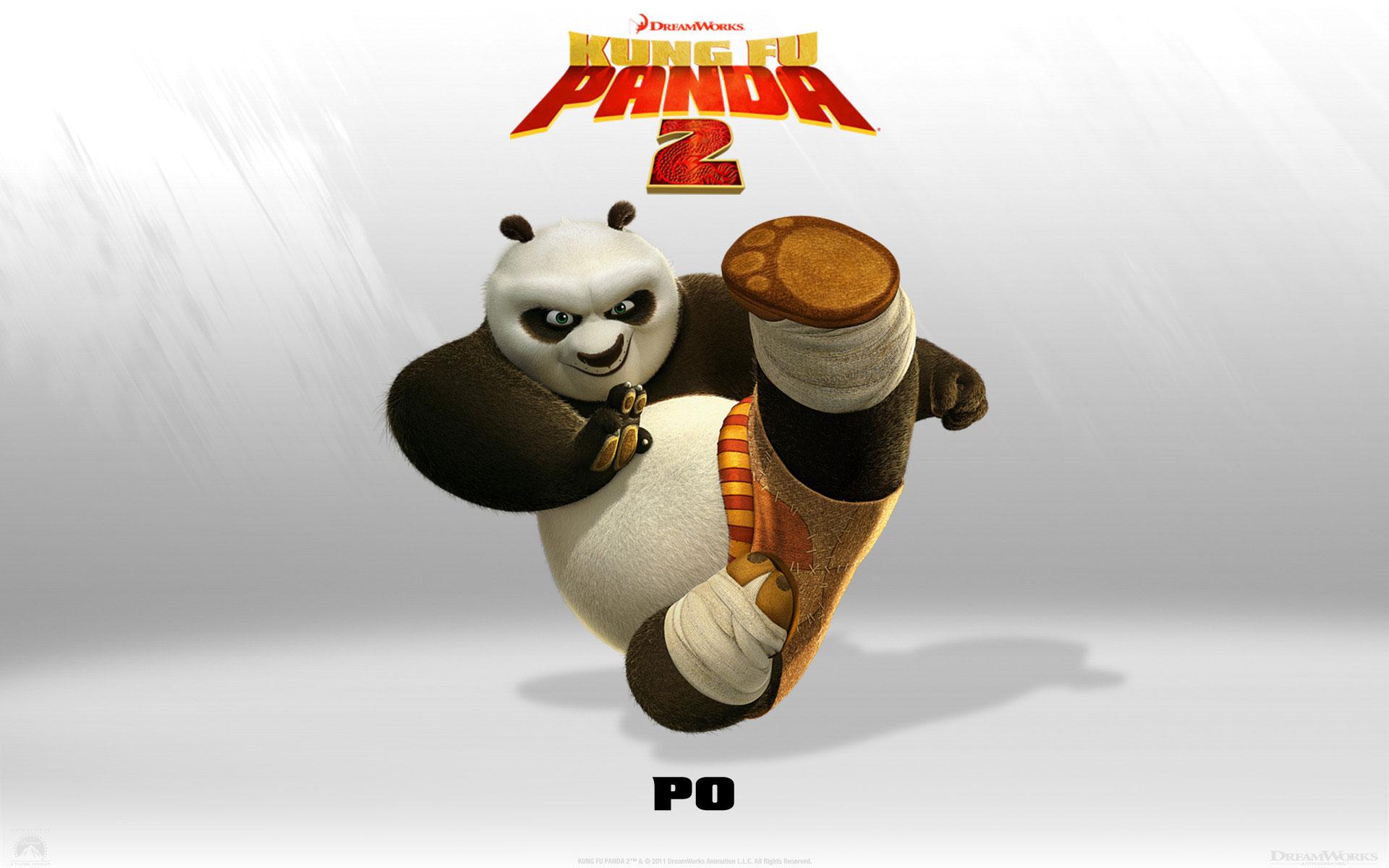 kung fu panda po wallpaper 49417