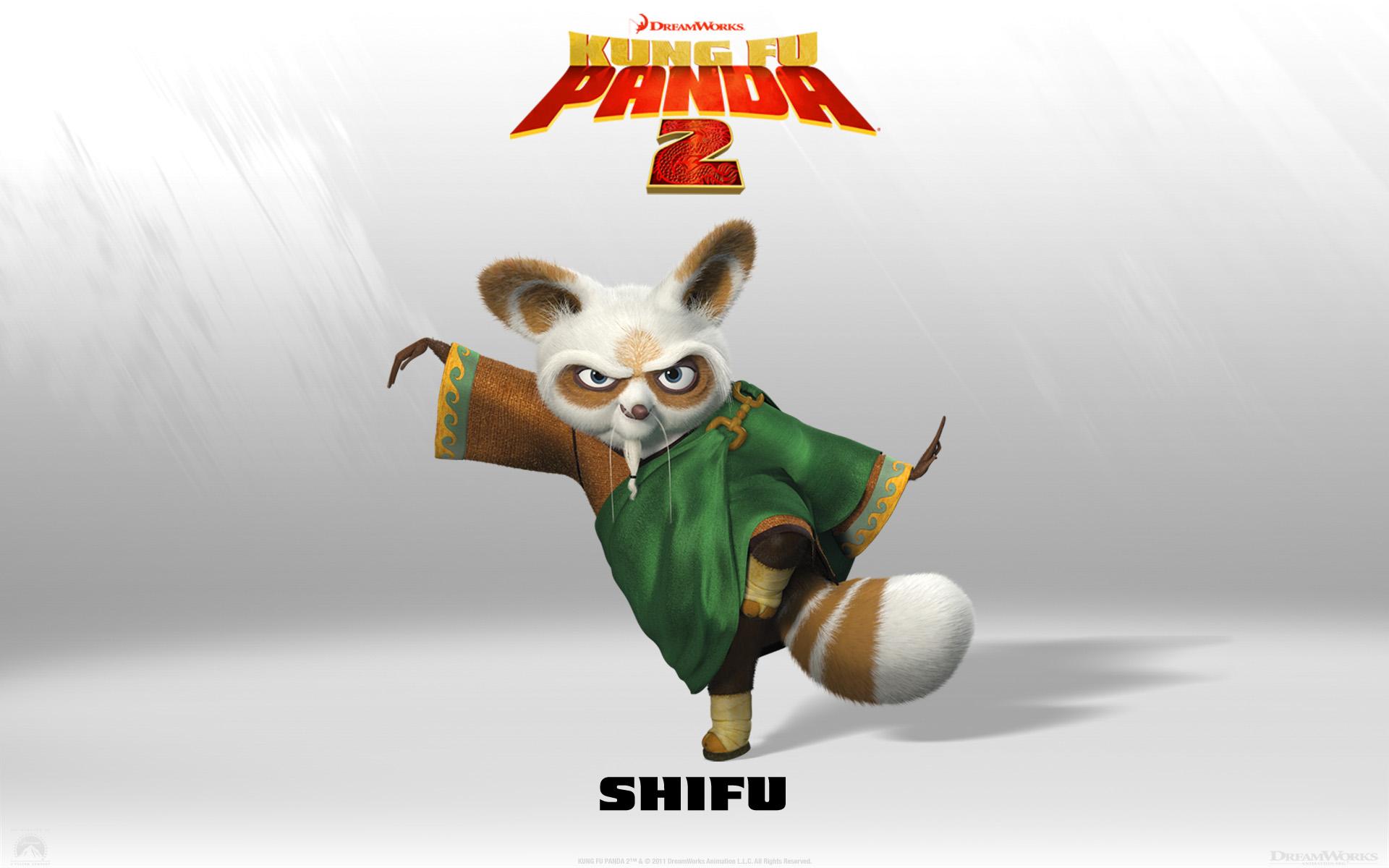 kung fu panda shifu wallpaper 49418