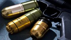 3D Bullets Wallpaper 49872