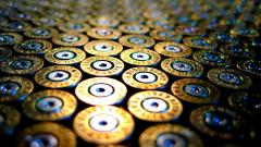 Ammunition Up Close Photography Wallpaper 49879