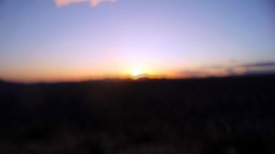 Arizona Sunset Blur Wallpaper 51667