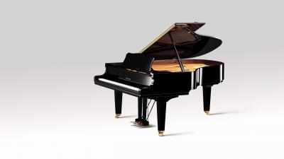 Black Piano Wallpaper Background 58719