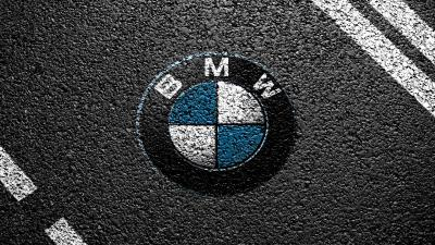 BMW Logo Art Wallpaper 58884