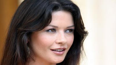 Catherine Zeta Jones Face Wallpaper 52038