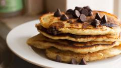 Chocolate Chip Pancakes Wallpaper 49916
