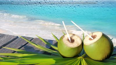 Coconut Water Wallpaper 58718