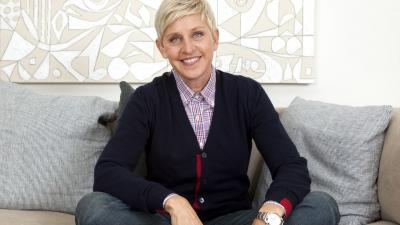 Ellen DeGeneres Smile Wallpaper 58963