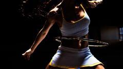 Fitness Girl Wallpaper 51314