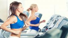 Fitness Treadmill Wallpaper 51323