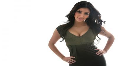 Kim Kardashian Computer Wallpaper 52023