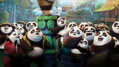 Kung Fu Panda 3 Movie Desktop Wallpaper 49419