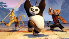 Kung Fu Panda Movie Computer Wallpaper 49415