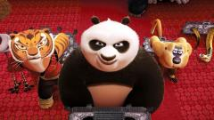 Kung Fu Panda Movie Desktop Wallpaper 49410