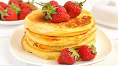 Pancakes Desktop Wallpaper 49919