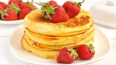 Pancakes Desktop Wallpaper 49919