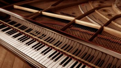 Piano Wallpaper Background 58721