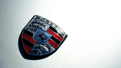 Porsche Logo Wallpaper 58888