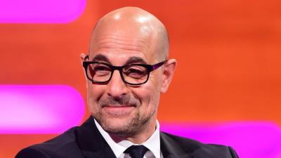 Stanley Tucci Glasses Wallpaper 58729