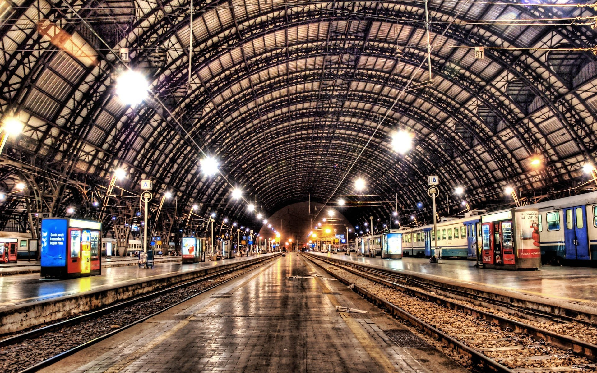 train station wallpaper pictures 49179