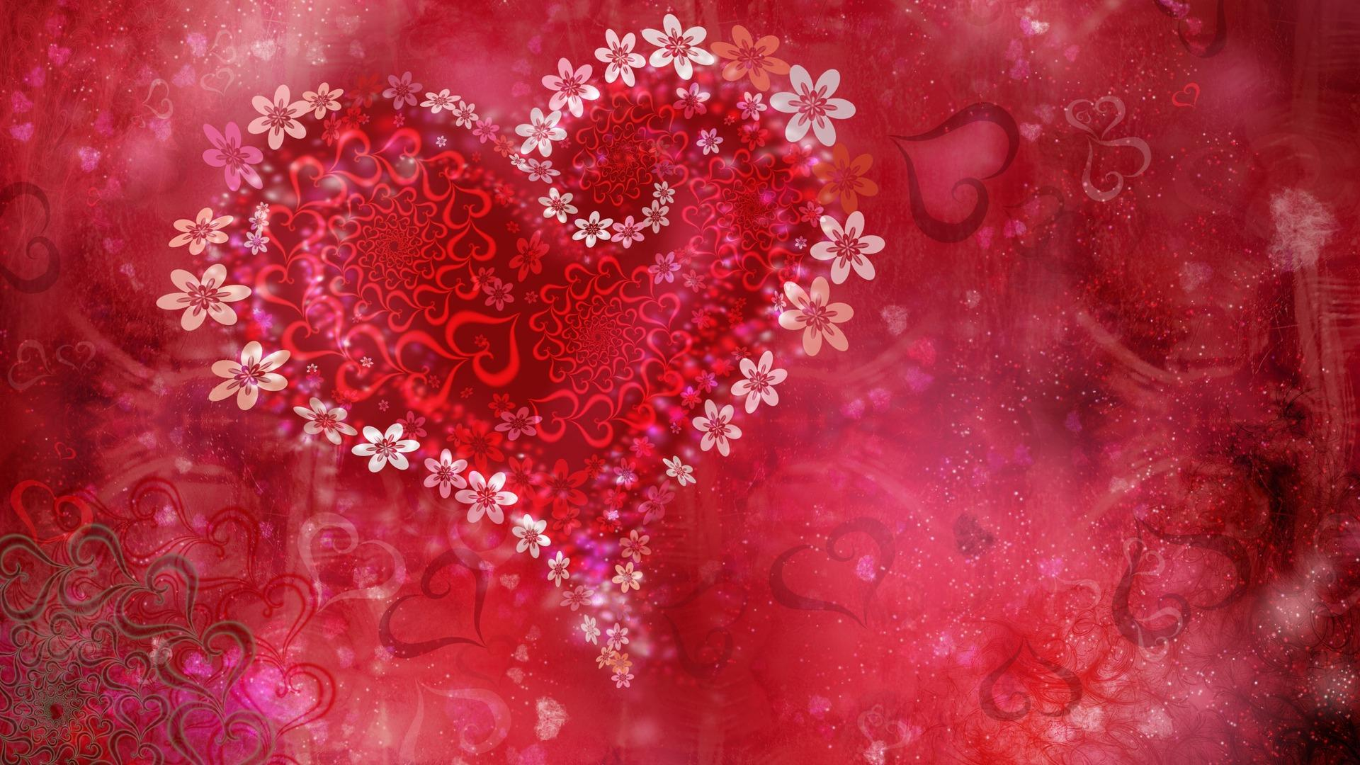 abstract love desktop wallpaper 50430