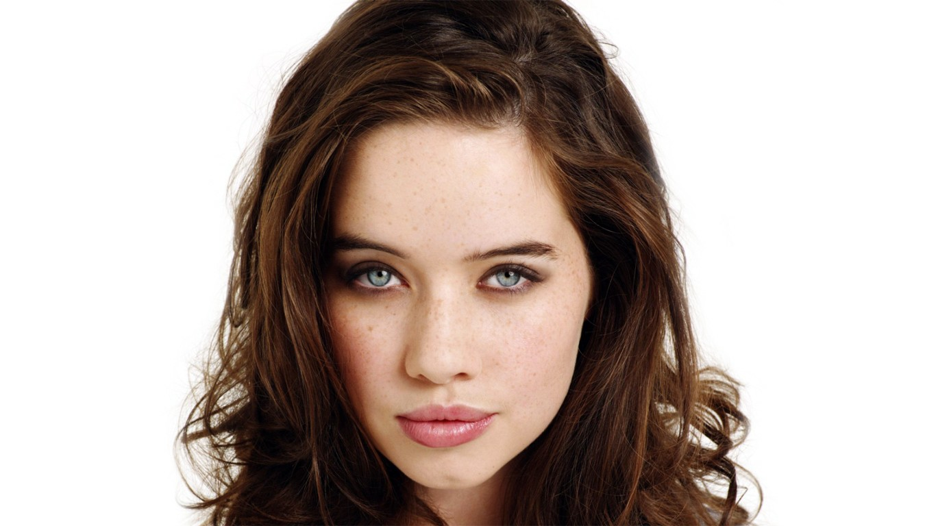 anna popplewell makeup wallpaper 55926