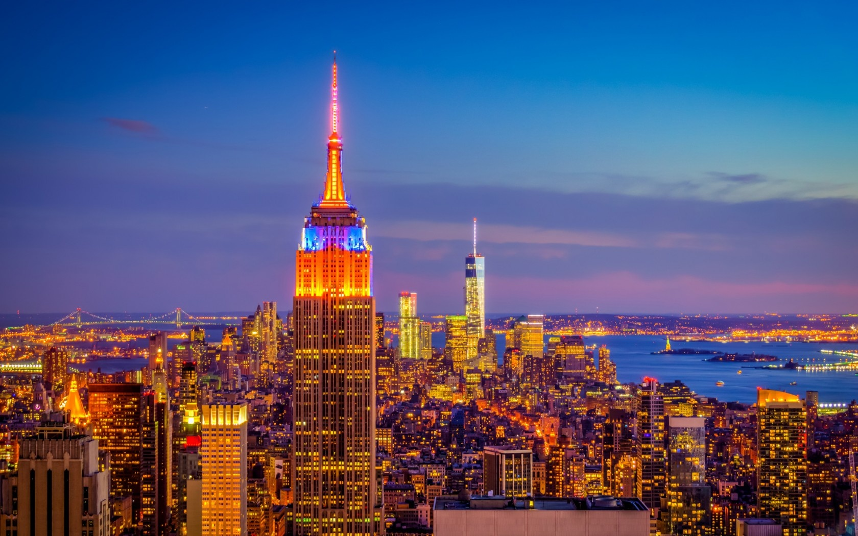 empire state building computer wallpaper 51586