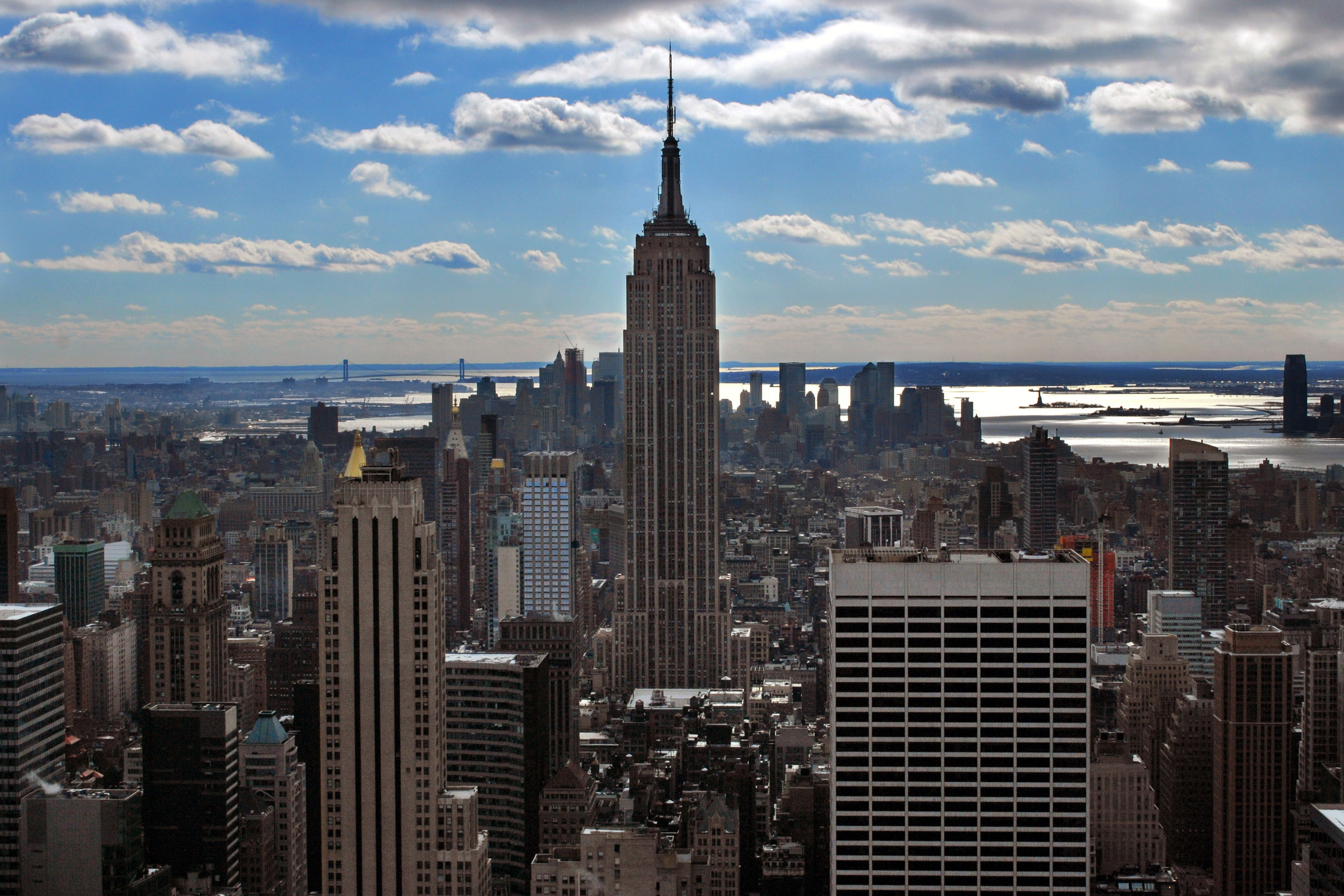 empire state building wide wallpaper 51589