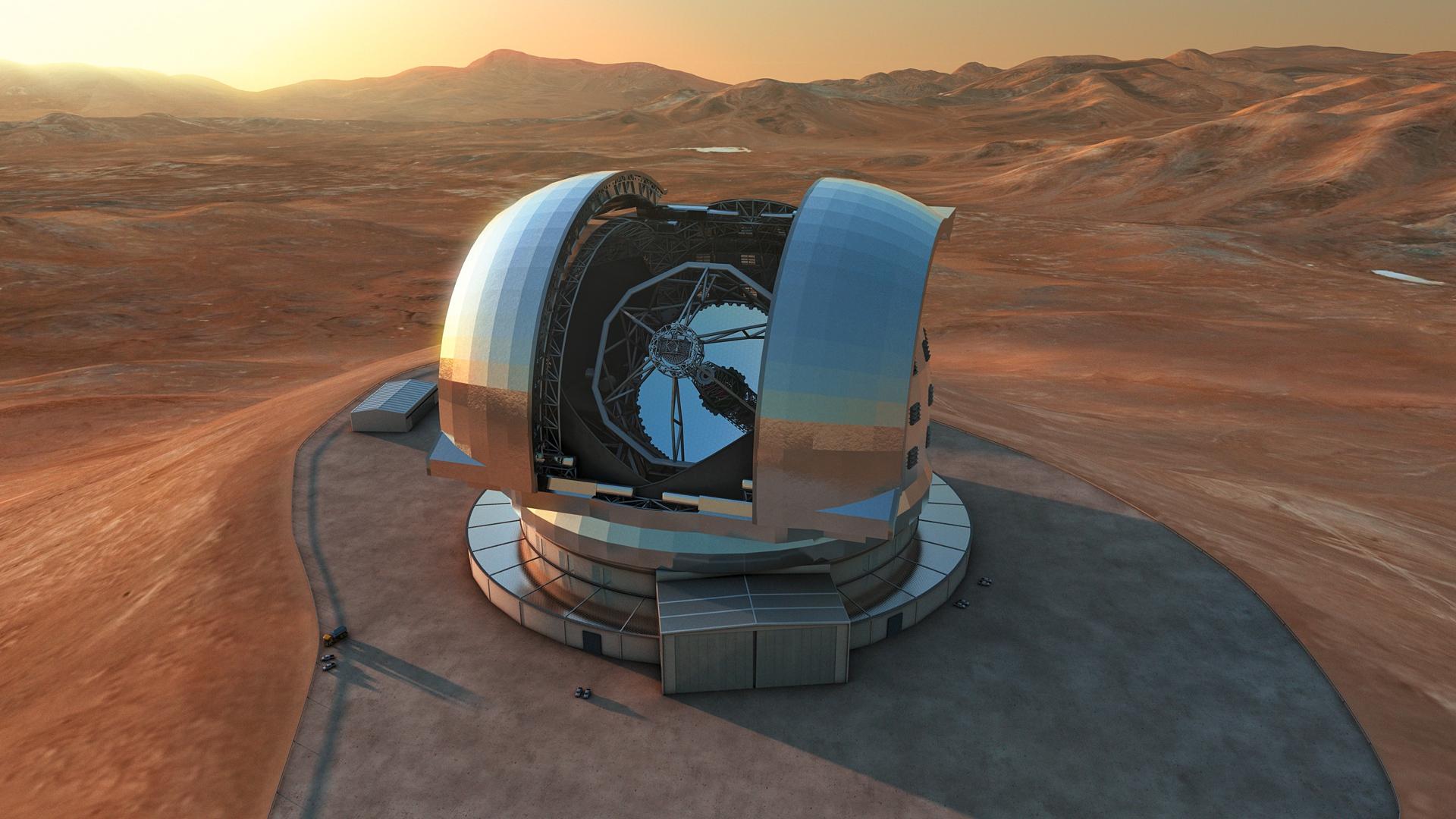 high powered telescope wallpaper 51774