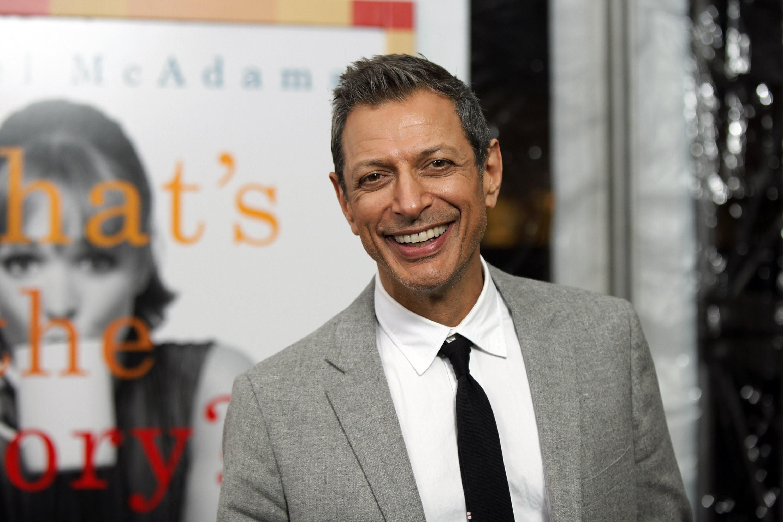 jeff goldblum smile widescreen wallpaper 57898
